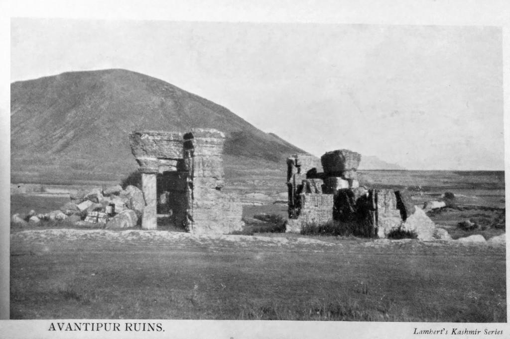 Avantipur Ruins Kashmir